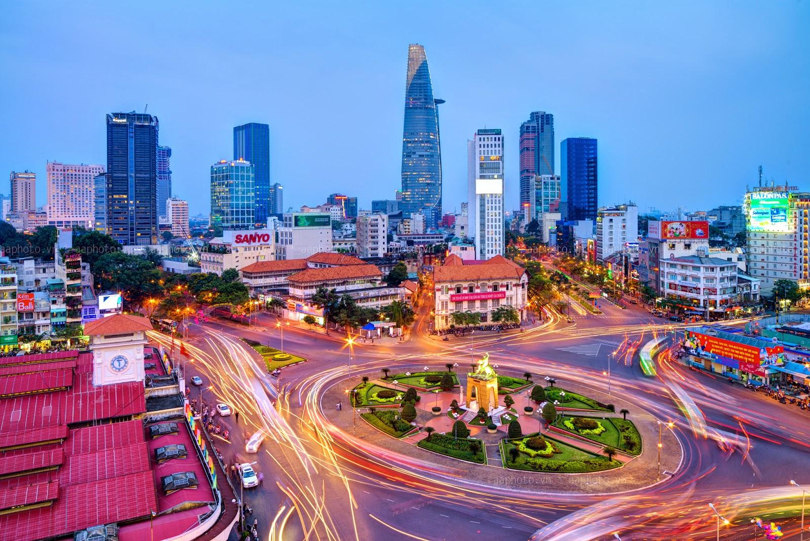 Mengenal Ho Chi Minh City, Bukti Nyata Kebangkitan Vietnam