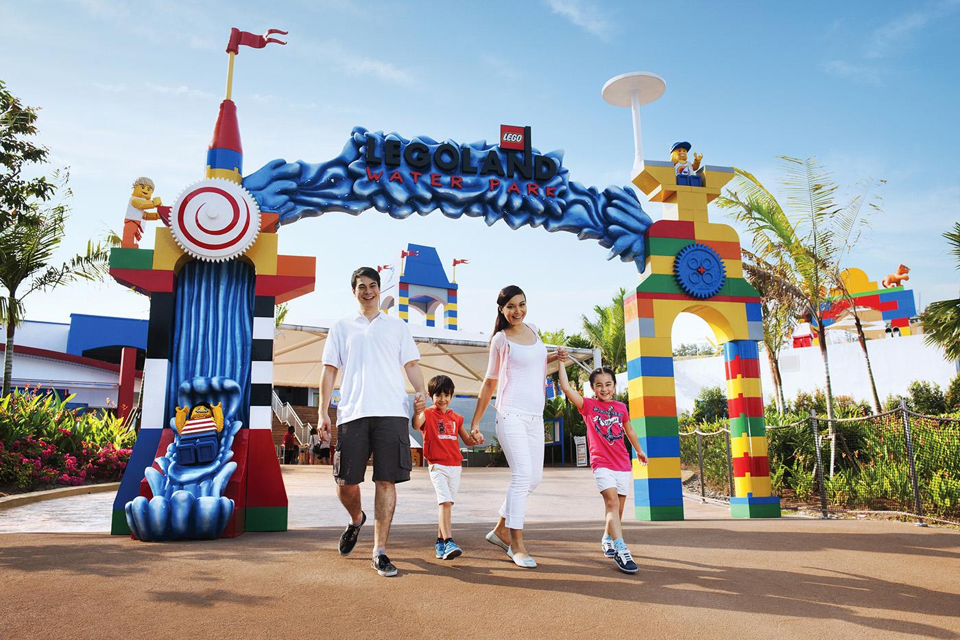 4 Theme Park di Malaysia untuk Wisata Keluarga bersama si Kecil