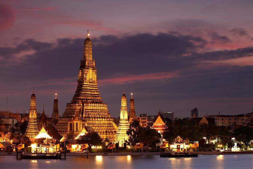 Berkunjung ke Kota Bangkok, Venesia dari Timur yang Mempesona